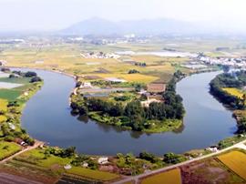 全景掃描海豐縣蔬菜省級現代農業産業園