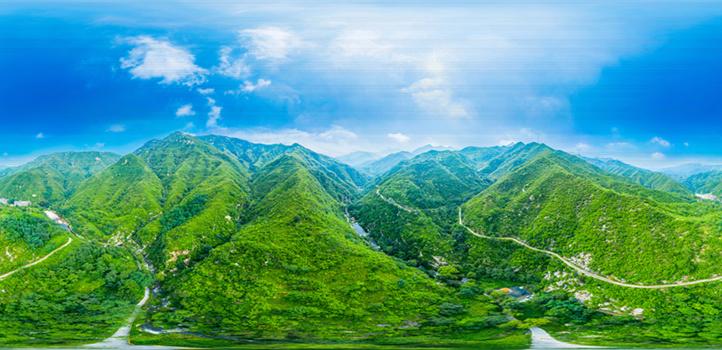 潭瀑峽景區