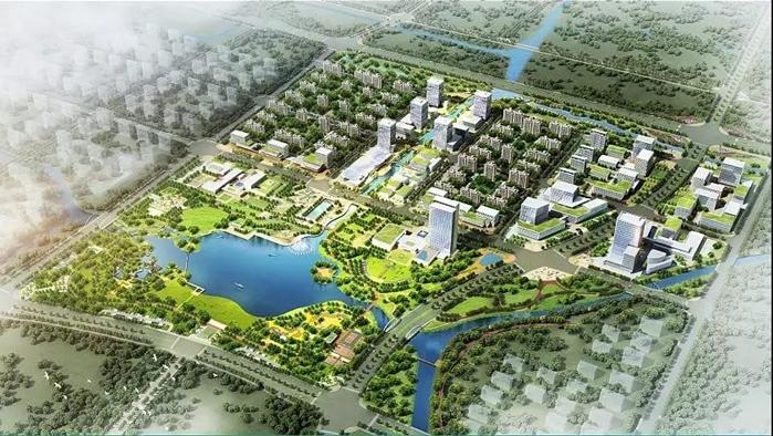 南湖産業新城著力打造5大産業集群