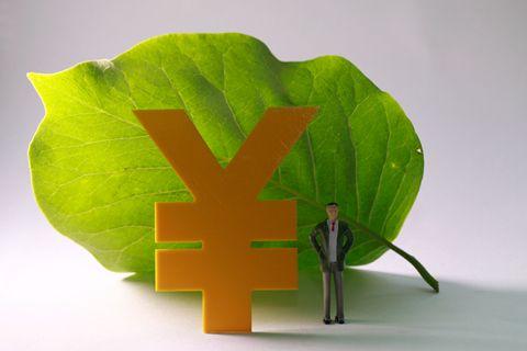 一季度綠色債券發行超500億