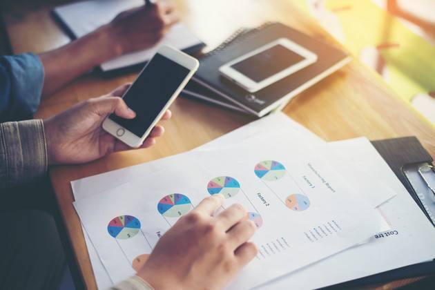 五大行手機銀行 客戶數量合計突破10億戶
