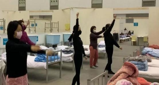 方艙醫院裏的領舞者——記民生銀行集團金融事業部華中分部客戶經理肖婷