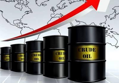 國際油價連續上漲衝破80美元