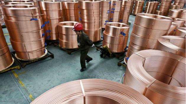 基本金屬價格暴跌 機構仍長期看好銅價