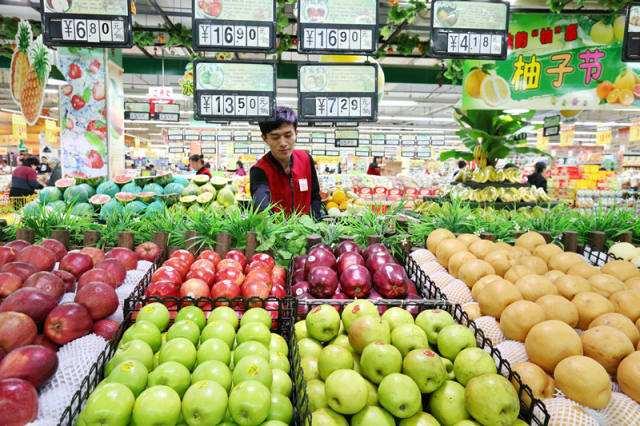 消費對經濟增長貢獻率近80%