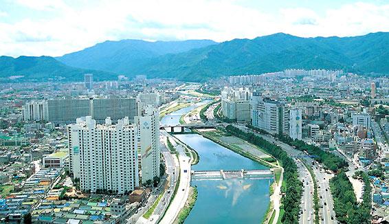韓大邱市扶持文化産業帶動經濟發展