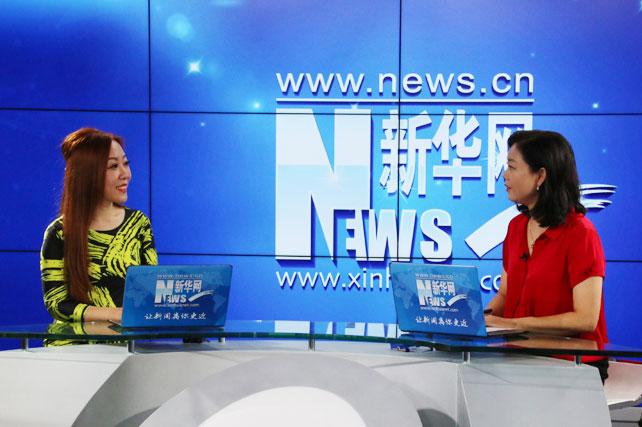"""訪中國鐵路文工團青年女中音歌唱家韓婷:捐助""""夢想"""" 為愛歌唱"""