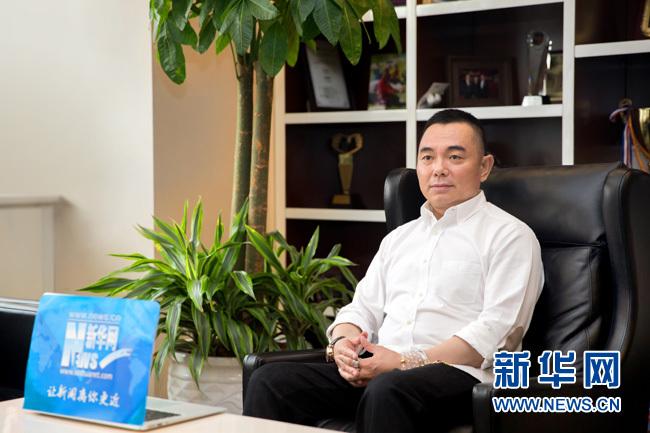 """專訪李厚霖:""""做走心的公益"""""""