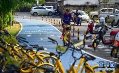 ofo小黃車進入印度7個城市開展試點