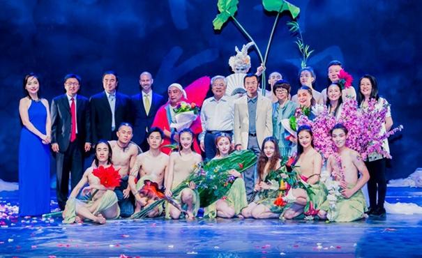 渥太華上演中國舞劇《二十四節氣·花間十二聲》