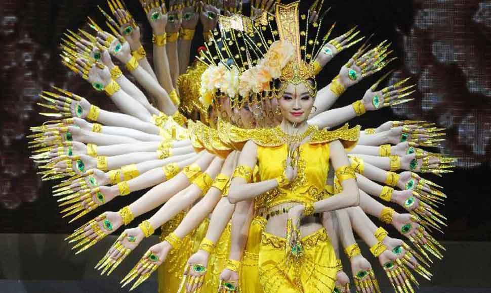 """""""文化中國·四海同春""""慶祝香港回歸15周年演出"""
