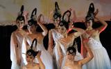 舞蹈《水鄉浴月》
