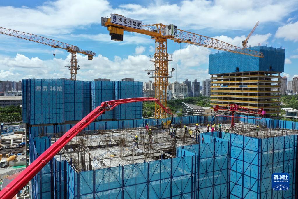 海南加快推进安居型商品住房建设