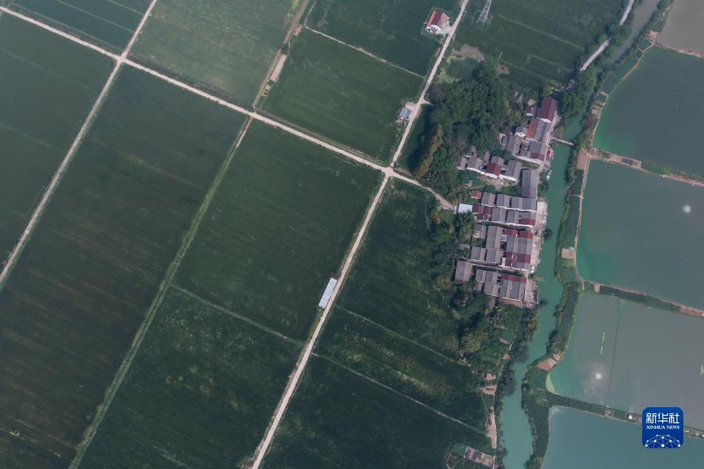 浙江湖州:全域土地综合整治助共同富裕