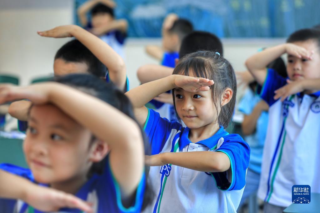 四川省泸县学生返校复课