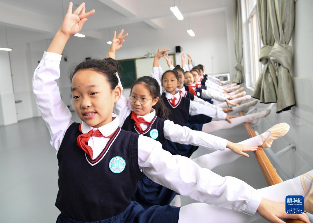 双减|济源:多彩课堂 快乐校园