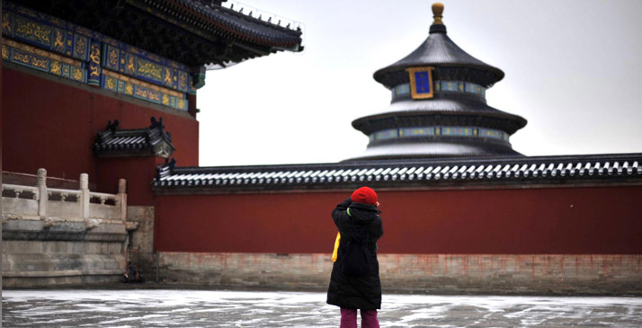 2016北京·初雪印象