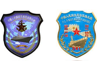 飽眼福!找找代表你城市的軍艦艦徽什麼模樣?