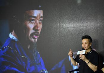 電影《馮夢龍傳奇》即將上映