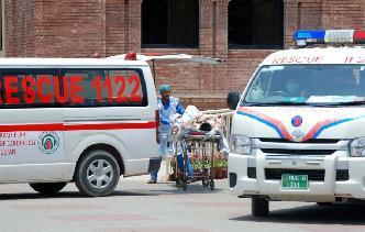 巴基斯坦油罐車起火事件致200多人死傷