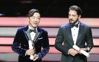 第20屆上海國際電影節金爵獎頒獎典禮在滬舉行