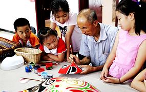 學傳統民俗 度文化暑假