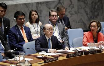 中國加強非洲和平與安全能力建設倡議獲好評