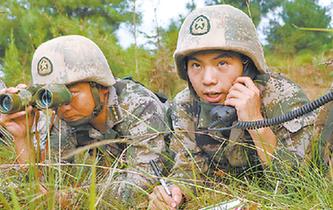 """""""聯戰""""體驗:一名陸軍士兵如何成為戰機的""""眼睛""""?"""