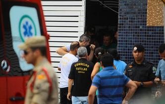 巴西發生校園槍擊案2名學生喪生