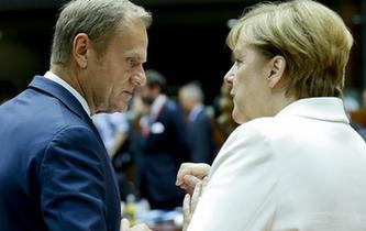 """歐盟將啟動""""脫歐""""談判第二階段內部準備討論工作"""