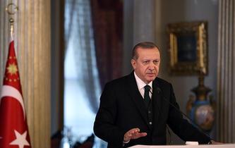 土耳其總統指責美法德等國支持恐怖組織