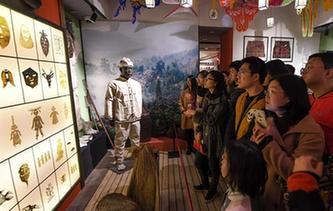 鄉土藝術走進博物館