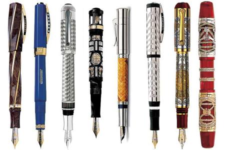 最昂贵的十款钢笔藏品