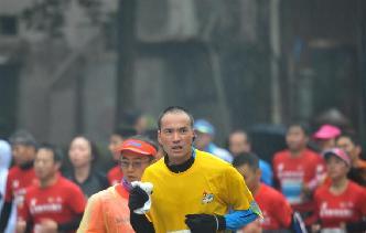 馬拉松——2017長沙國際馬拉松開賽