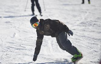 全民健身——沈陽進入滑雪季