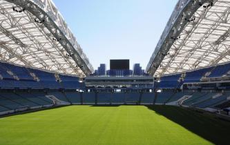2018俄羅斯世界杯場館巡禮:索契菲什特體育場