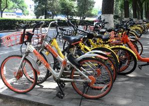 北京將減量調控共享單車