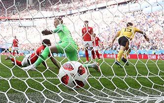 【世界杯】比利時隊獲季軍 創歷史最佳戰績