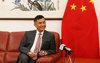 推動中塞關係邁上新臺階——訪中國駐塞內加爾大使張迅