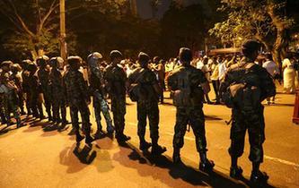 斯裏蘭卡最高法院中止總統解散議會公報