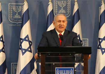 內塔尼亞胡宣布兼任以色列國防部長