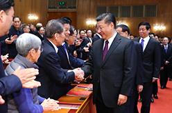 慶祝改革開放40周年文藝晚會《我們的四十年》在京舉行