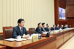 十三屆全國人大常委會第七次會議在京舉行