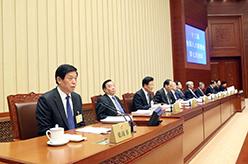 十三屆全國人大常委會第七次會議在京閉幕 栗戰書主持會議
