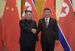 習近平同朝鮮勞動黨委員長金正恩舉行會談