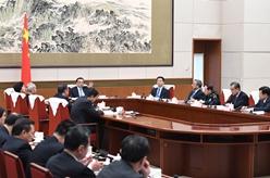 李克強主持召開國務院第二次全體會議