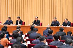 全國統戰部長會議在京召開 汪洋出席並講話