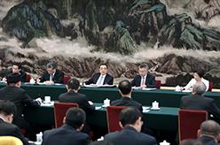 李克強參加廣東代表團審議