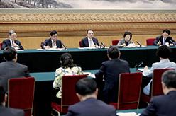 李克強參加吉林代表團審議
