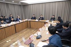 韓正在住房和城鄉建設部調研並主持召開座談會